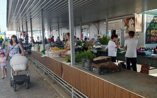 Почему в Константиновке не искоренить стихийные рынки