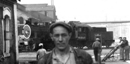 На металлургическом заводе имени Фрунзе. Константиновка, 60-е