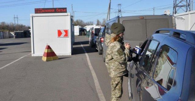 «В Еленовке не едет никто»: Ситуация на блокпостах Донбасса утром 11 декабря