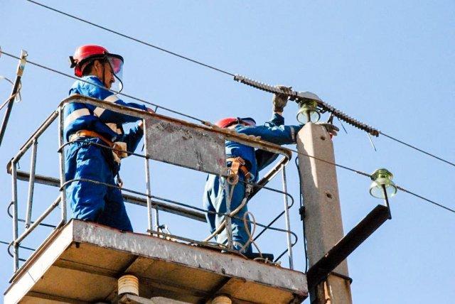 Где отключат электроснабжение в Константиновском районе 19 мая 2021