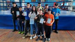 Кикбоксеры из Константиновки успешно выступили на областных соревнованиях
