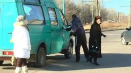 Подробное расписание автобусов в вечернее время в Константиновке