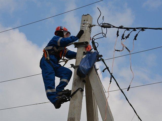Где отключат электроснабжение в Константиновском районе 28 мая 2021