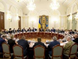 "Харьковский соглашения: СНБО подвешивает на ""крючок"" парламент"