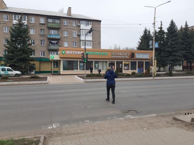 В Константиновке заплатят почти 200 тысяч гривен за восстановление дорожной разметки