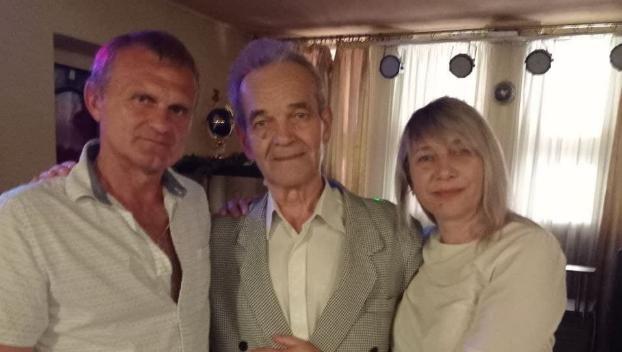 Первому руководителю спортивной школы в Константиновке - 85 лет