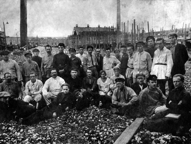 Строительство Стекольного завода АВТОСТЕКЛО
