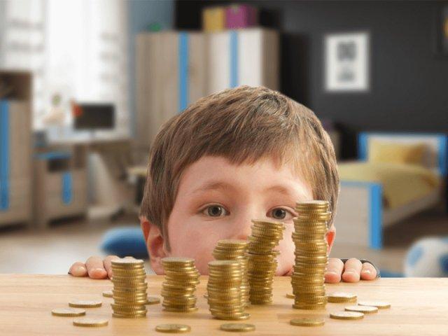 Выплата «детских» пособий в Константиновке начнется сегодня