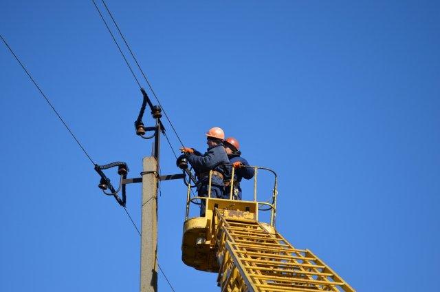 Где в Константиновской ОТГ нет электроснабжения