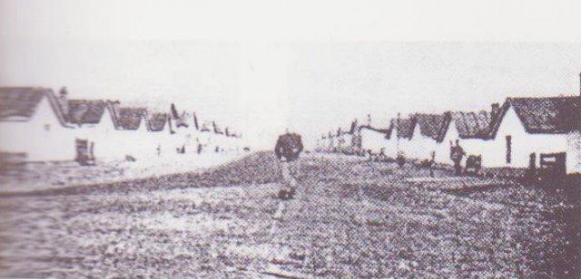 Колония (посёлок) железопрокатного завода в Константиновке