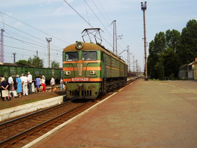 Электровоз ВЛ8-1428