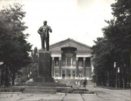 Кинотеатр имени В.И Ленина 1980 – 1988