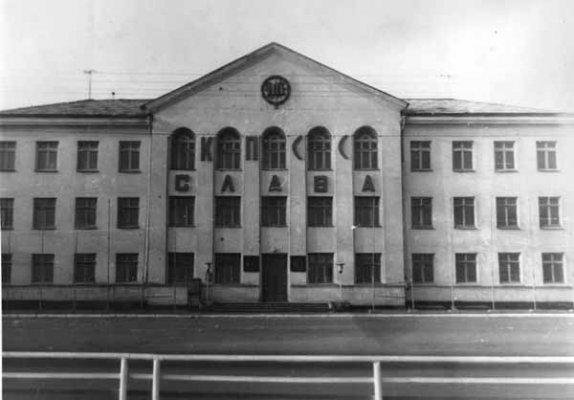 Корпус политехнического института им. Соколова (УЗПИ)