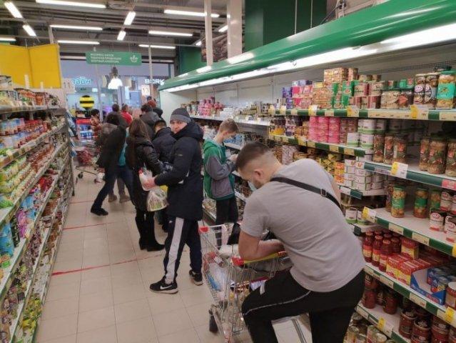 В Украине ускорилась продовольственная инфляция - экономист