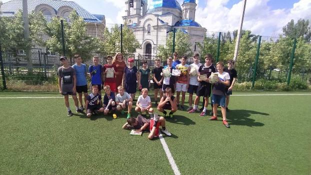 В Константиновке состоялся турнир по мини-футболу