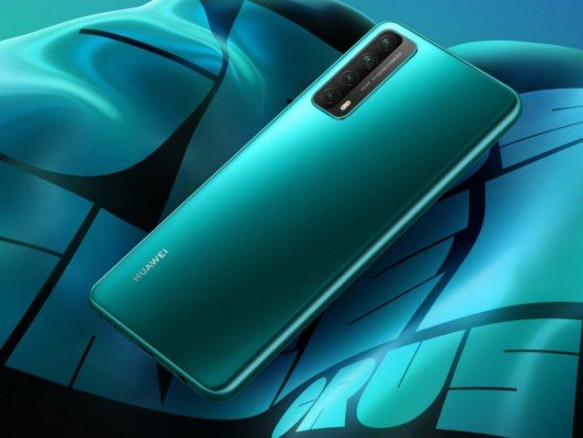 Huawei представила смартфон P Smart 2021 без сервисов Google (ФОТО)