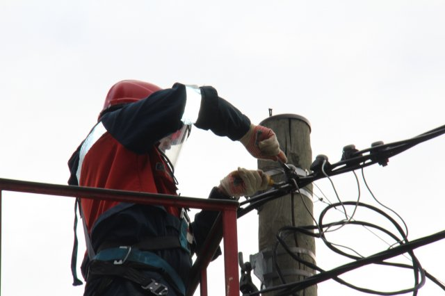 Где отключат электроснабжение в Константиновском районе 12 июня 2021