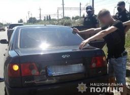 Воров из Константиновки задержала полиция