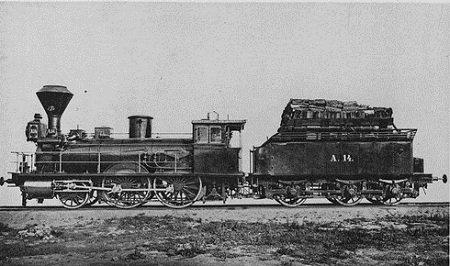 Железные дороги - артерии прогресса (кон. XIX-нач. XX в.)