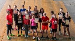 Как константиновские легкоатлеты готовились к чемпионату области (ВИДЕО)