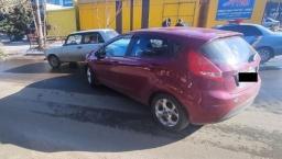ДТП в Константиновке: Форд столкнулся с ВАЗ 2101