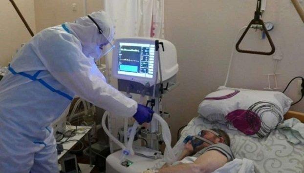 Сегодня в больницах Константиновки более 200 пациентов с диагнозом «коронавирус»