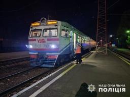 Полиция Константиновки устанавливает обстоятельства травмирования человека на железнодорожном пути