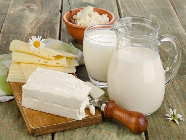 В 2020 году рекордно вырос импорт молочных продуктов в Украину