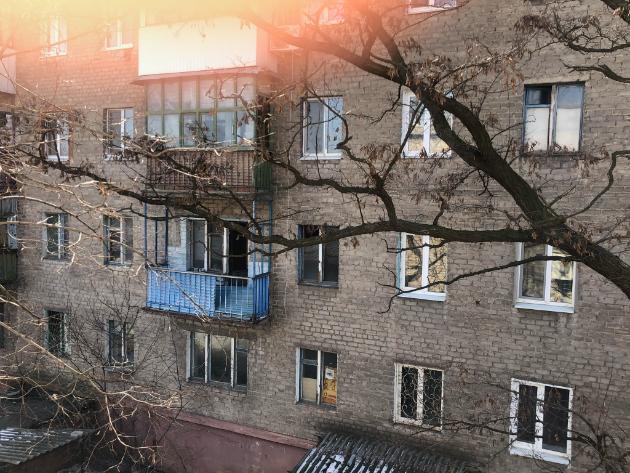 Квартира в Константиновке: Ставка «ценою» в жизнь