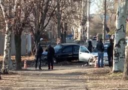ДТП в Константиновке: Дорогу «не поделили» ВАЗ и Ланос