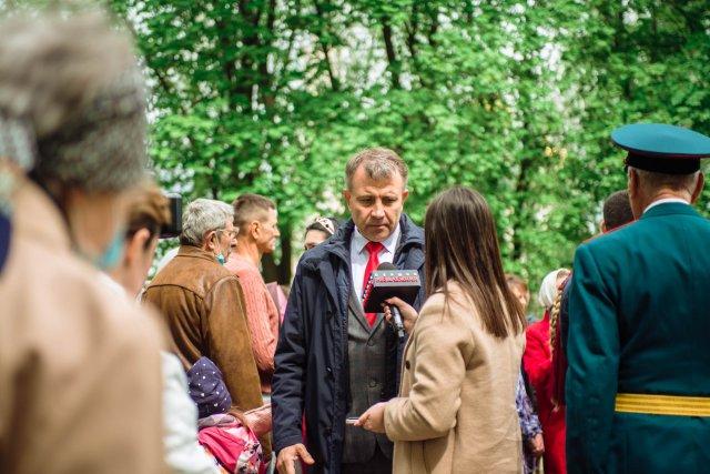 Народный депутат Валерий Гнатенко