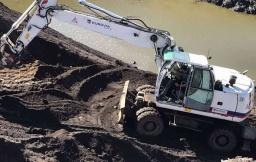 Нелегальные работы на радиоактивной свалке в Константиновском районе: комментарий прокуратуры
