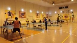«Спартакиада 2021 среди студентов»: В Константиновке прошли соревнования по настольному теннису