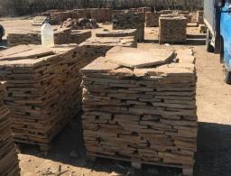 В Константиновской РГА пытаются пресечь незаконную добычу природного камня