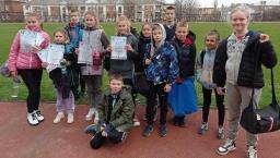 Юные спортсмены Константиновки завоевали 17 призовых мест в Бахмуте на чемпионате