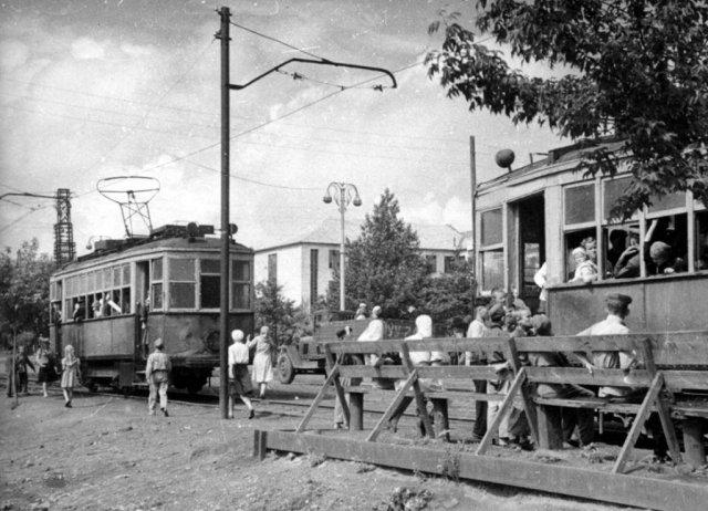 Электрическая машинерия: История трамвая (часть 5)