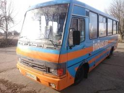 Для жителей Бахмута и Константиновки открыт новый автобусный маршрут