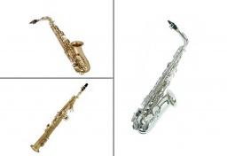 Выбираем музыкальное будущее: что нужно знать про саксофон
