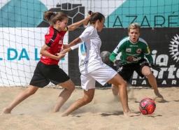 Уроженка Константиновки стала победителем Кубка европейских чемпионов по пляжному футболу