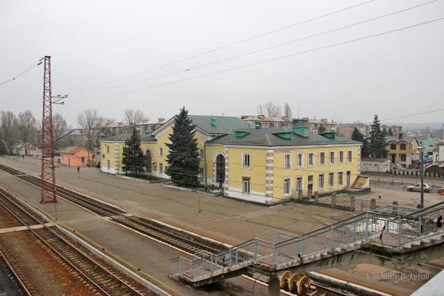 На сколько взял тайм-аут поезд «Константиновка – Ивано-Франковск»