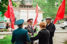 Сбор участников шествия