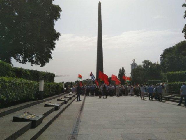 Симоненко: 22 июня - святой день, напоминающий о необходимости борьбы против фашизма