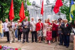 Константиновка: Память о подвиге отцов в борьбе с фашизмом бессмертна!