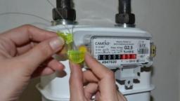 Потребители без газовых счетчиков будут отключены от газоснабжения