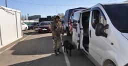 Ситуация на блокпостах Донбасса утром 25 ноября 2019 года: «Еленовка в Мариуполь – 120-150 машин»