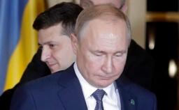 Зеленский поручил ОПУ согласовать встречу с Путиным