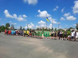 Открытое первенство Константиновской городской территориальной общины по стритболу среди любительских команд