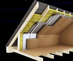 Зачем нужен паробарьер при утеплении крыши