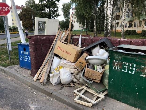 В Константиновке предложат новые тариф и услугу на вывоз мусора