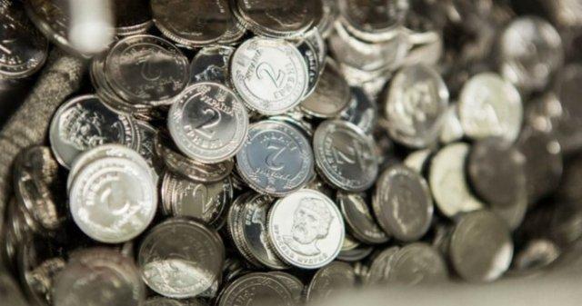 В НБУ работают над новым дизайном для монет номиналом 1 и 2 гривны